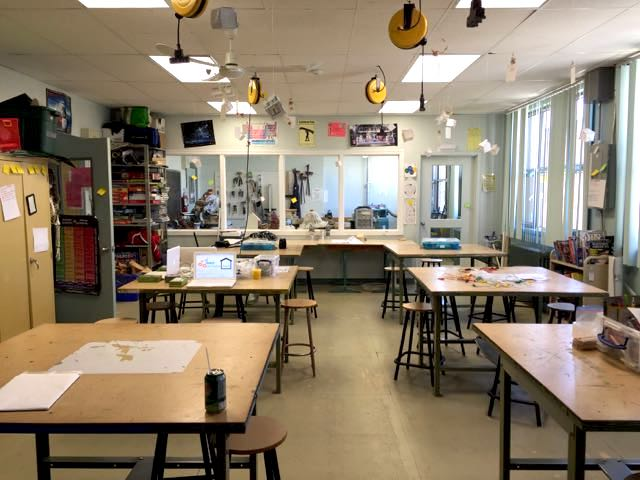 One version of a Makerspace